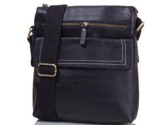 Мужская кожаная сумка-планшет ETERNO (ЭТЭРНО) TU5335-black