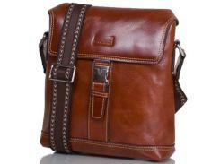 Мужская кожаная сумка-почтальонка ETERNO (ЭТЭРНО) ET8902