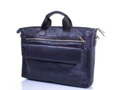 Кожаная мужская сумка ETERNO (ЭТЭРНО) ERM415BL