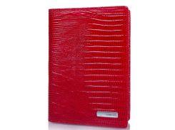 Женская кожаная обложка для паспорта  KARYA (КАРИЯ) SHI092-074