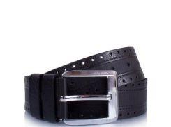 Ремень мужской кожаный Y.S.K. (УАЙ ЭС КЕЙ) SHIP5-2032-black
