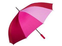 Зонт-трость женский полуавтомат FARE (ФАРЕ) FARE4584-red
