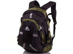 Мужской рюкзак ONEPOLAR (ВАНПОЛАР) W1017-green