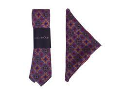 Комплект подарочный шелковый для мужчин CoolMenClub (КУЛ МЭН КЛАБ) SK5001