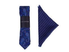 Комплект подарочный шелковый для мужчин CoolMenClub (КУЛ МЭН КЛАБ) SK5004