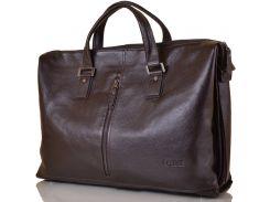 Мужская кожаная сумка с отделением для ноутбука ETERNO (ЭТЭРНО)