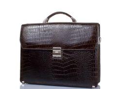 Кожаный мужской портфель KARLET(КАРЛЕТ)