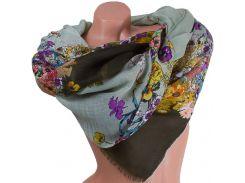 Женский хлопковый шарф 184 на 87 см  ETERNO (ЭТЕРНО)