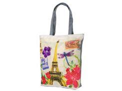 Женская пляжная тканевая сумка ETERNO (ЭТЕРНО)