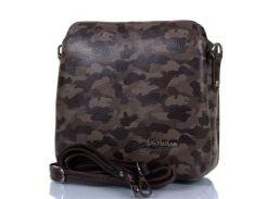 Женская кожаная сумка-планшет DESISAN (ДЕСИСАН)