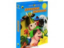 Домашние животные. Книжки с игрушками, 978-5-378-07180-7, 978-5-378-08180-7, 9785378081807