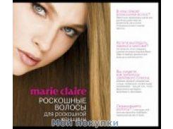 Marie Claire. Роскошные волосы для роскошной женщины, 978-5-699-38095-4