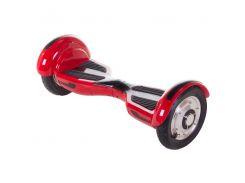 Гироборд Smart Balance U8 HoverBot 10 дюймов LED Red-black (красный с черным)