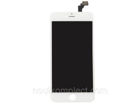 Дисплейный модуль (экран) для iPhone 6 Plus, белый Киев