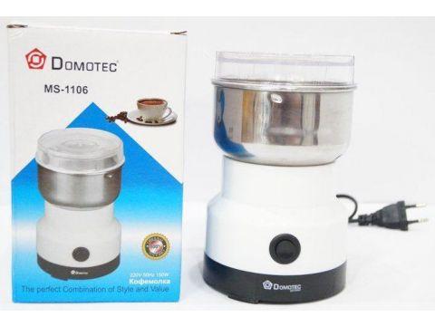 Кофемолка электрическая бытовая Domotec MS-1106 Киев