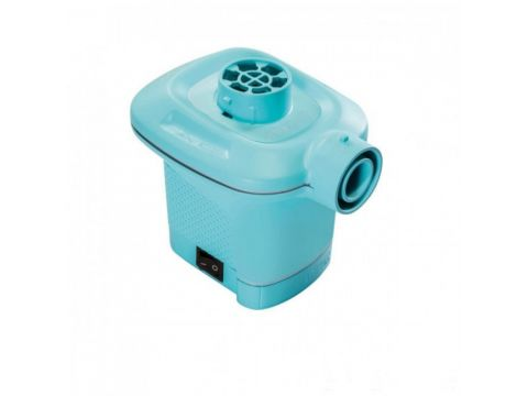 Сетевой электрический насос Intex 58640 Quick-Fill объем 600 л / мин с тремя насадками Голубой