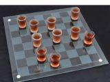 Цены на Алкогольная игра шашки - рюмки...