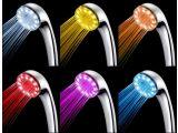 Цены на Насадка для душа с LED подсвет...