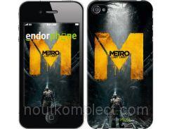 """Чехол на iPhone 4s Metro. Last light """"631c-12-851"""""""