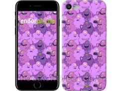 "Чехол на iPhone 7 Принцесса Пупырка. Adventure Time. Lumpy Space Princess v3 ""1228c-336-851"""