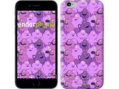 "Чехол на iPhone 6 Plus Принцесса Пупырка. Adventure Time. Lumpy Space Princess v3 ""1228c-48-851"""