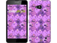 "Чехол на Microsoft Lumia 640 Принцесса Пупырка. Adventure Time. Lumpy Space Princess v3 ""1228c-273-851"""