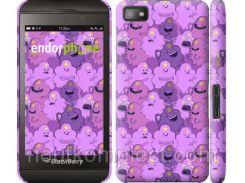 "Чехол на Blackberry Z10 Принцесса Пупырка. Adventure Time. Lumpy Space Princess v3 ""1228c-392-851"""