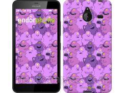 "Чехол на Microsoft Lumia 640 XL Принцесса Пупырка. Adventure Time. Lumpy Space Princess v3 ""1228u-168-851"""