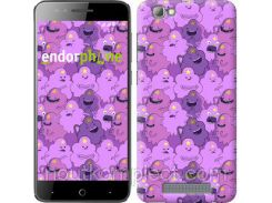 "Чехол на ZTE A610 Принцесса Пупырка. Adventure Time. Lumpy Space Princess v3 ""1228u-433-851"""