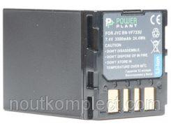 Аккумулятор PowerPlant JVC BN-VF733U 3300mAh