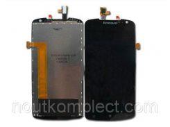 Тач (сенсор) + матрица  Lenovo S920  модуль