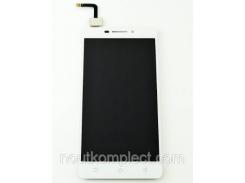 Тач (сенсор) + матрица Lenovo Vibe P1m  модуль