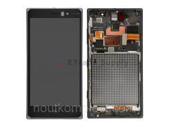 Тач (сенсор) + матрица Nokia Lumia 830 модуль