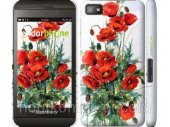 """Чехол на Blackberry Z10 Маки """"523c-392-851"""""""