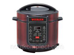 Мультиварка VITALEX VT-5202 Пурпурная