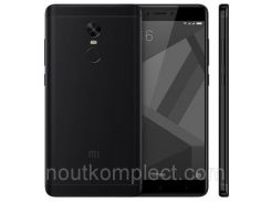 Xiaomi Redmi Note 4 4/64GB Snapdragon Black (ooecun)