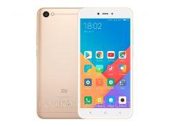 Xiaomi Redmi 5A 3/32GB Gold (2i976t)