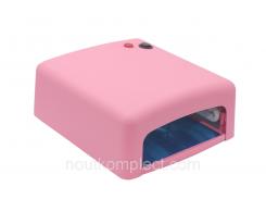 УФ лампа ZH-818 36 Вт Розовая (1201)