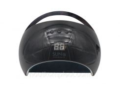 Лампа UV LED SUN6S 48 Вт Черная (1202)