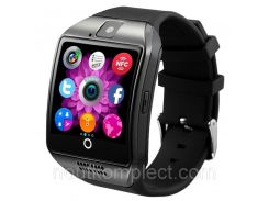 Смарт-часы uWatch Q18 Black