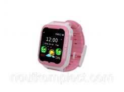 Смарт-часы uWatch K3 Kids Pink