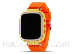 Смарт-часы uWatch Q80 Kid Orange
