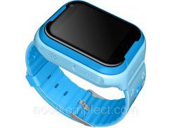 Смарт-часы UWatch Q402 Kid smart watch Blue