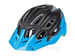 Шолом Green Cycle Enduro 58-61 см Чорно/Синій