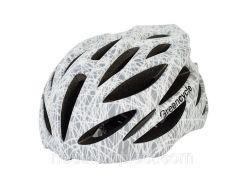Шолом Green Cycle Alleycat 54-58 см Сіро/Білий
