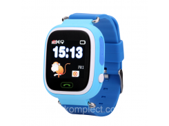 Смарт-часы uWatch Q90 GPS Blue