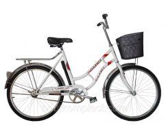 Велосипед Салют Retro 24 Белый (20181116V-485)