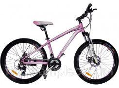 Велосипед Crosser Summer 26 Розовый (20181116V-414)