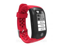 Фитнес-трекер Smart Band S908 GPS Красный