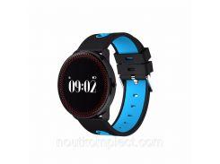 Фитнес-трекер Smart Band CF007 Tonometr Черно-синий